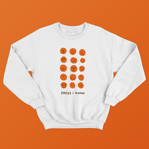 Emoticons - Sweatshirt
