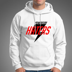 Powered By: Haters - Hoodie