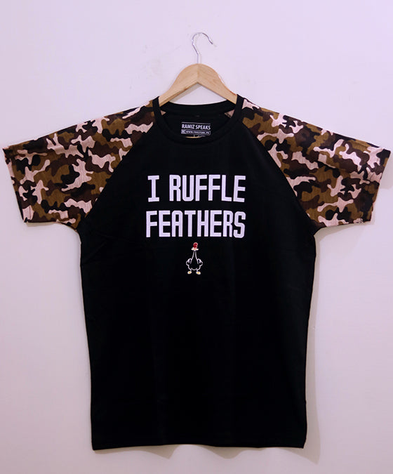 Ruffles Feather