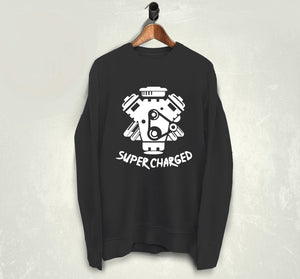 Super Charged - Sweat shirt