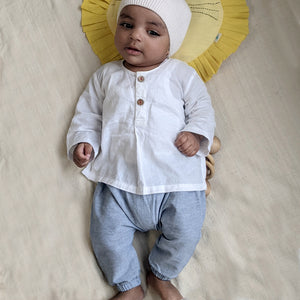 Apparel, Baby clothing, Infantwear, Newborn clothing. Organic Baby Clothing, Newborn Gift Set, sustainable baby, conscious clothing, baby kurta pajamas, baby angrakha, whitewater kids, newborn baby clothes,