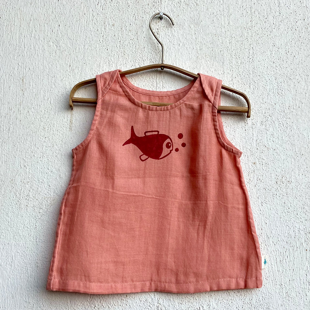 Organic Cotton Koi Jhabla
