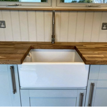 Hand crafted Belfast Kitchen Sink