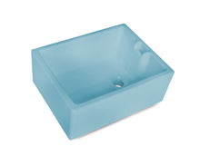 Hand made tradional belfast sinks for kitchen or laundry rooms - Blue