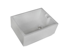 Hand made tradional belfast sinks for kitchen or laundry rooms-light grey