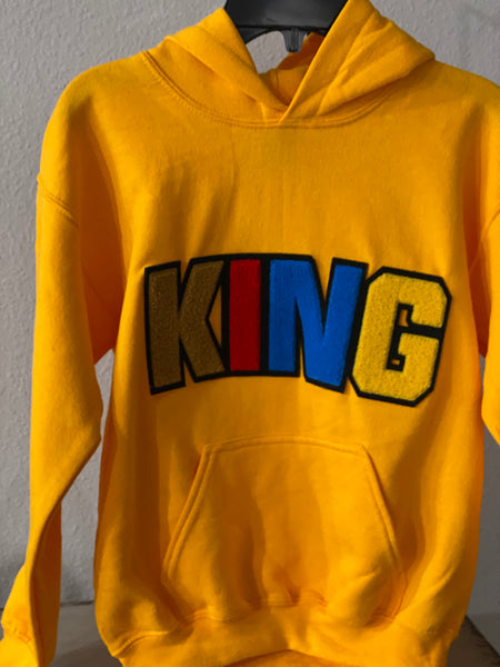 "(New) King - Custom ""Reworked"" Boys Size Medium(10)"
