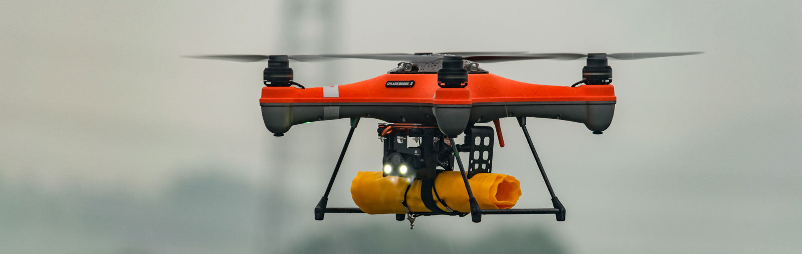 Waterproof SAR Drone