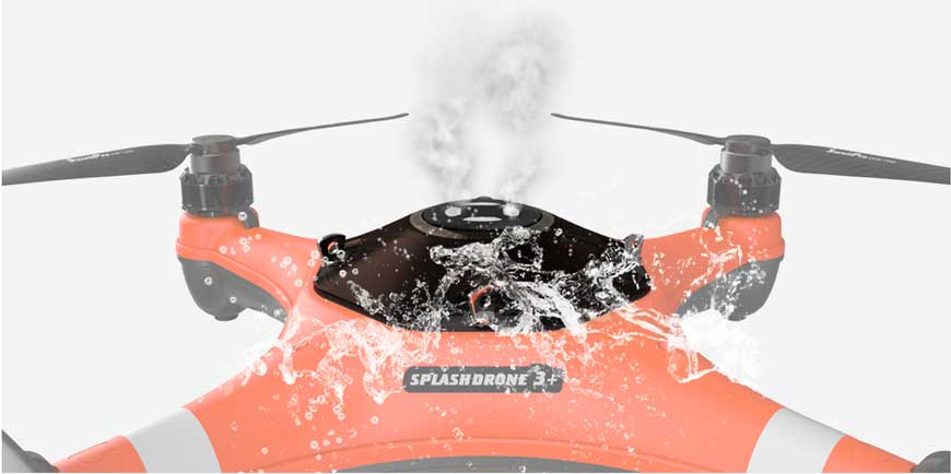 Waterproof Drone Altimeter