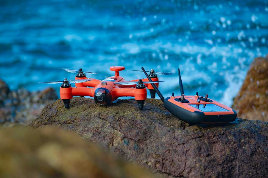 Spry Water sports drone