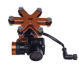 4K Camera And 2 Axis Gimbal Waterproof Module