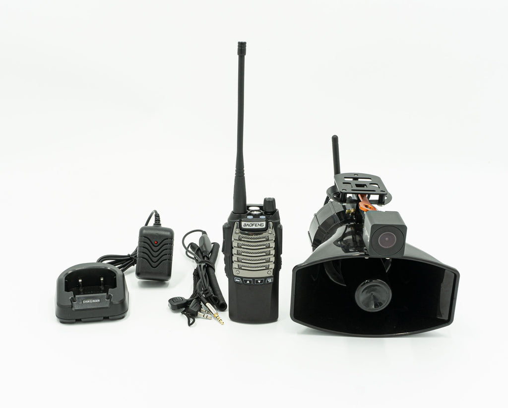 Wireless Megaphone For SD3+