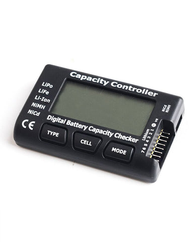 Digital Battery Capacity Tester