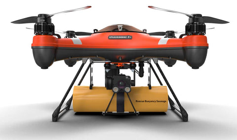 Waterproof Drone Search & Rescue Attachment With PL4