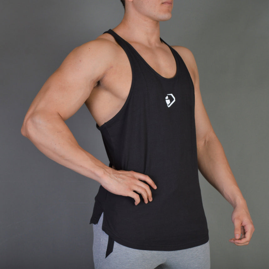 Juggernaut Scoop Stringer - Black