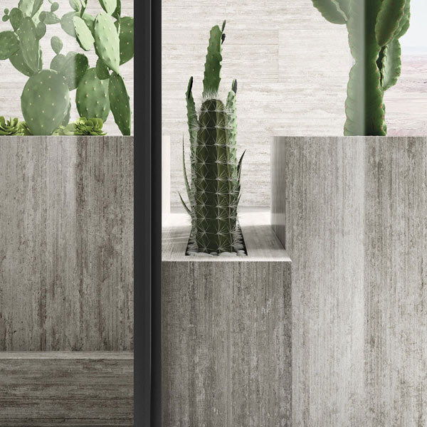 Iris Ceramica Diesel Living's Arizona Concrete - Steel
