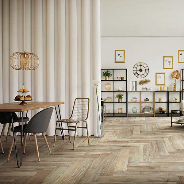 Florim Hi-Wood - Walnut Oak