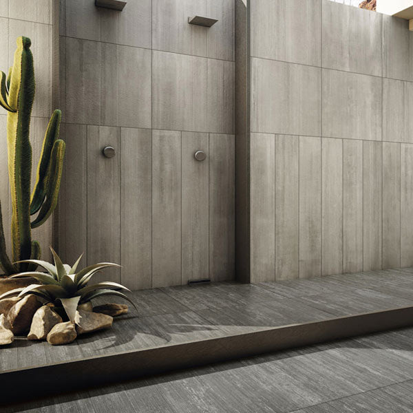 Iris Ceramica Diesel Living's Arizona Concrete - Anthracite