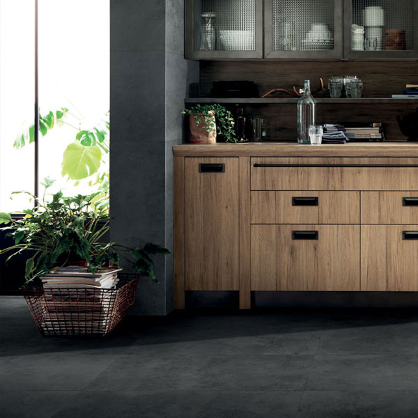 Iris Ceramica Diesel Living Hard Leather - Slate