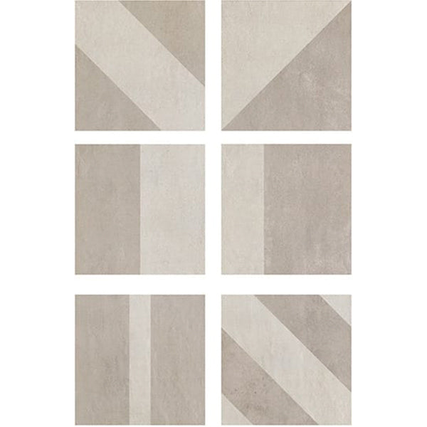 Decor B mix Cloud Chalk (SAMPLE Matt) - Studios by Casamood
