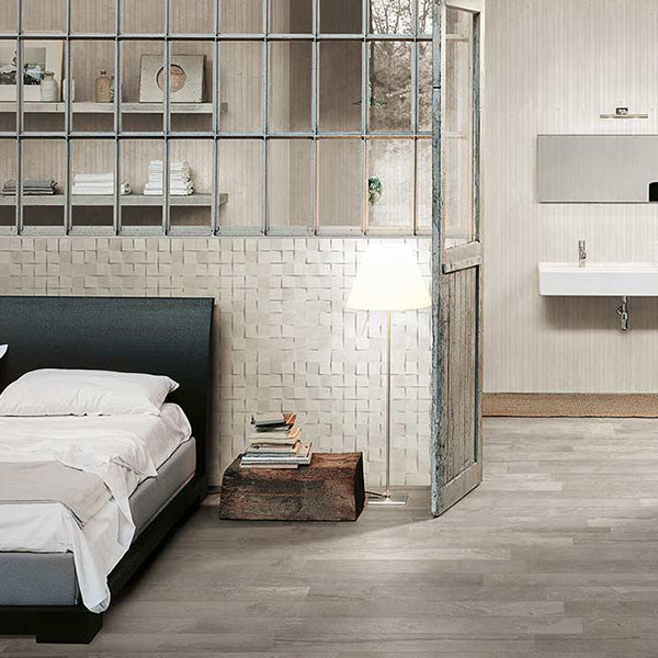 Florim Wooden Tile - Grey