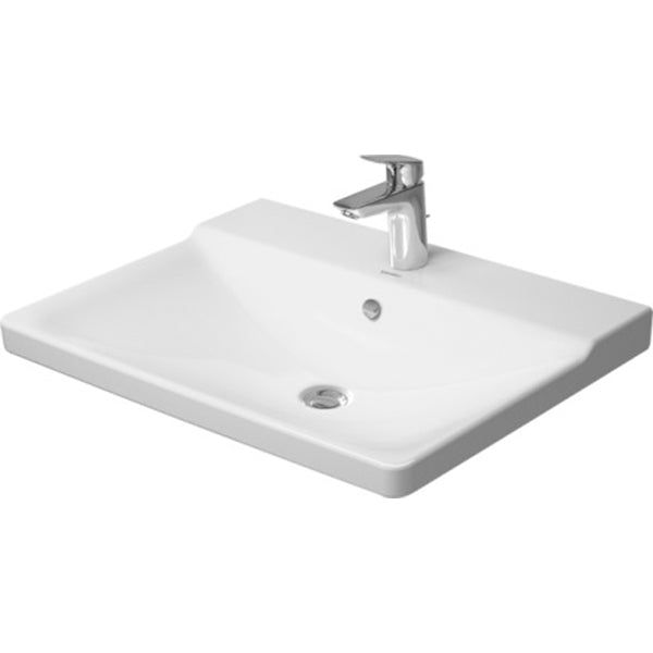 Duravit P3 Comforts washbasin, furniture washbasin 233265