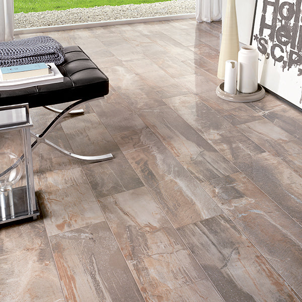 Fossil Stone Brown (50 x 50) ABK Fossil tiles
