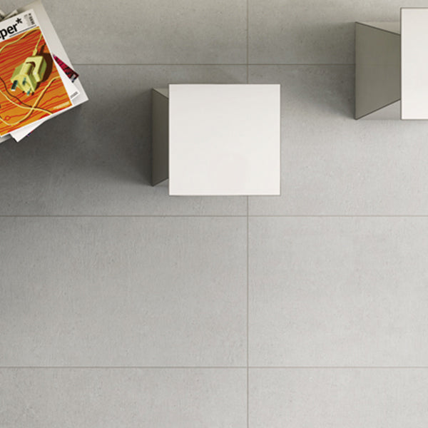 Galano Grey (60 x 60) Porcelain large format wall floor tile
