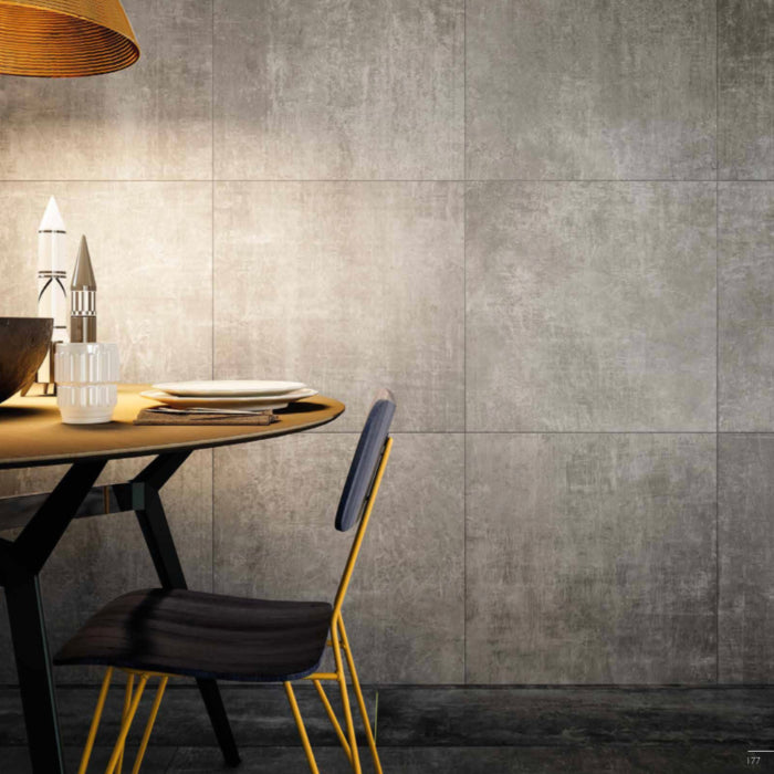 Grunge Concrete Collection by Iris Ceramica Diesel Living