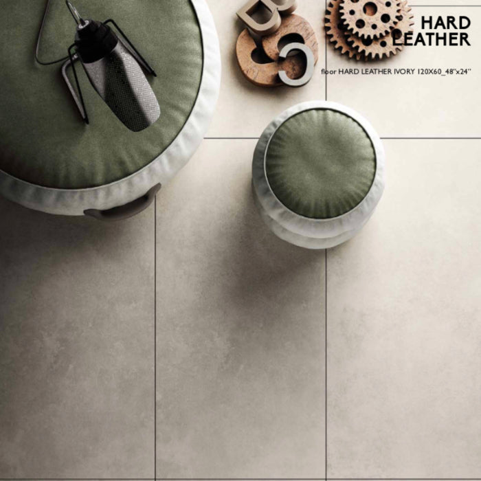 Hard Leather Collection by Iris Ceramica Diesel Living