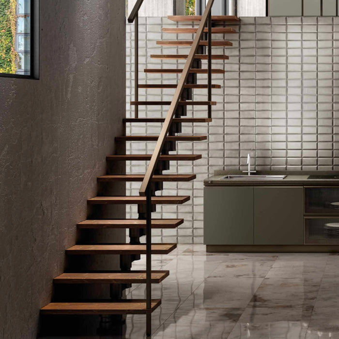 Metal Perf Collection by Iris Ceramica Diesel Living