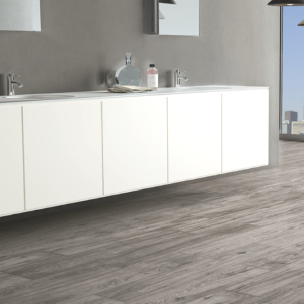 Naturno wood effect italian rectified porcelain tile collection