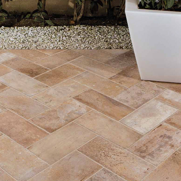 Rondine Bristol Cream (60 x 60) Surplus 3.5 m2 wall floor tile