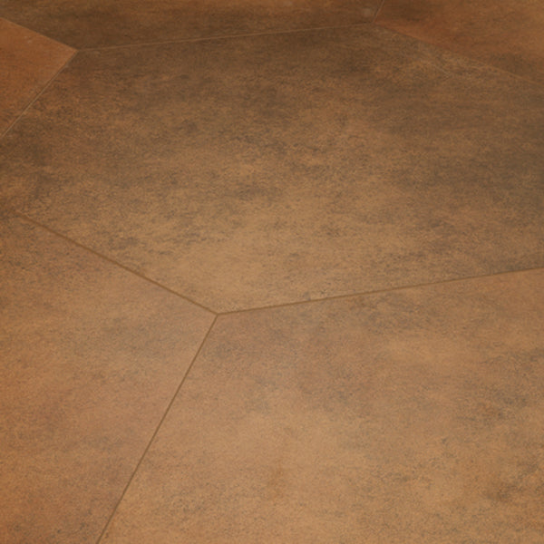 Sil Ceramiche More 5 Burned (100 x 100) large format tile