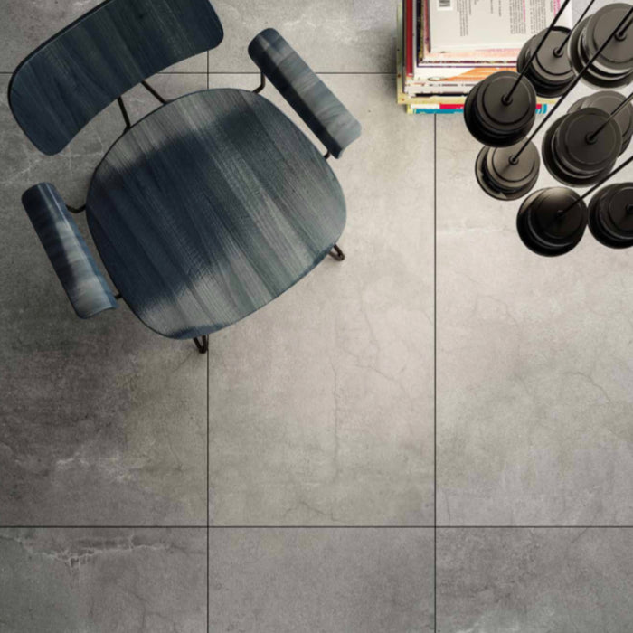 Solid Concrete Collection by Iris Ceramica Diesel Living
