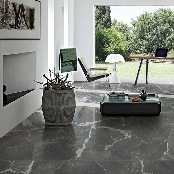 Florim Stones and More 2.0 - Stone Calacatta Black