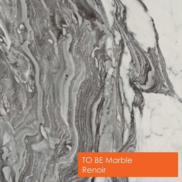 TO BE Marble Collection by Cercom