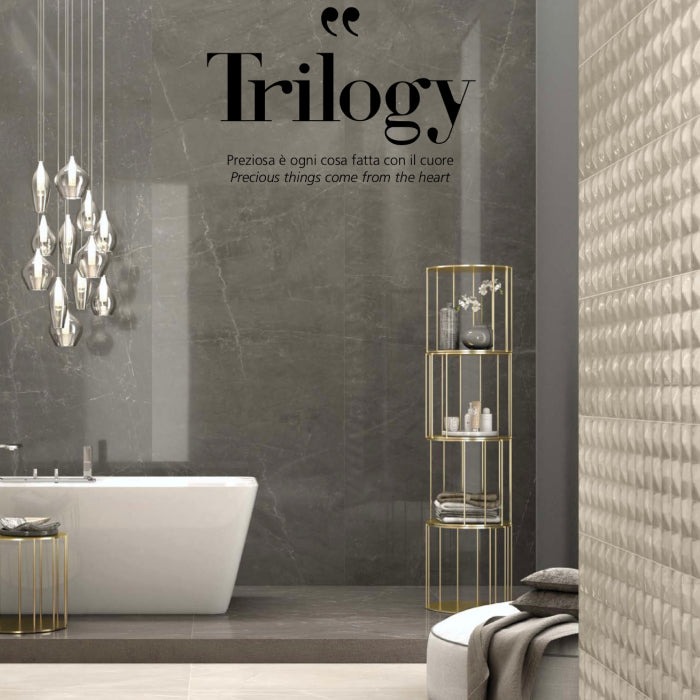 Trilogy Collection by Panaria Ceramica