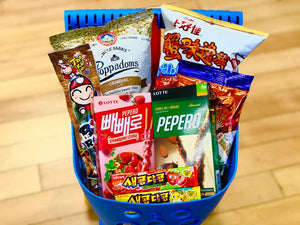 Snack Mystery Box (8 Random Snacks)