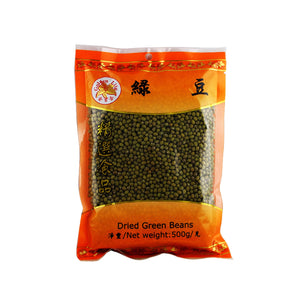 金百合 綠豆 Golden Lily Dried Green Beans 500g