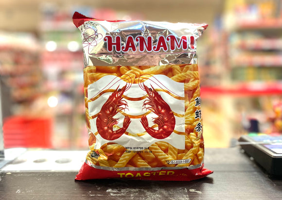 Hanami 鲜虾条 Hanami Prawn Crackers 100g