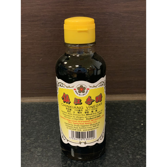 金梅 镇江香醋 GP Chinkiang Vinegar 155ml