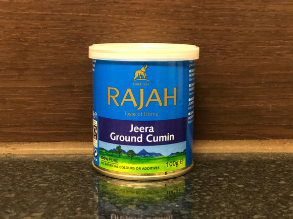 Rajah 孜然粉 Rajah Jeera Ground Cumin 100g