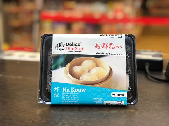 超群点心 虾饺 Delico Ha Kau (Prawn Dumplings) 250g