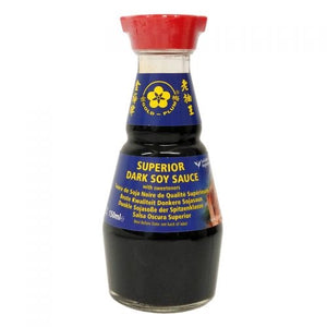 金梅牌老抽王 Gold Plum Superior Dark Soy Sauce 150ml