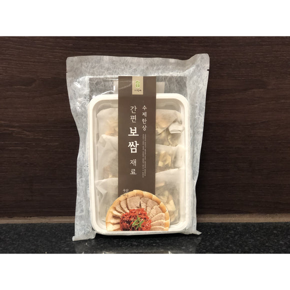 愛 韓式滷肉調料 Korean Dried Mixed Spice For Meat 60g