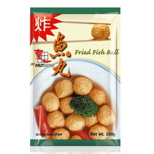 泰一 炸魚丸 First Choice Fried Fish Balls 200g