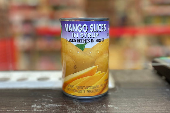 XO牌 泰国糖水芒果片 X.O Mango Slices in Syrup 425g