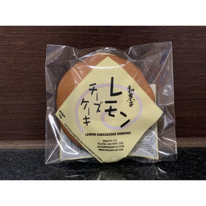 柠檬芝士铜锣烧 Lemon Cheesecake Dorayaki 75g