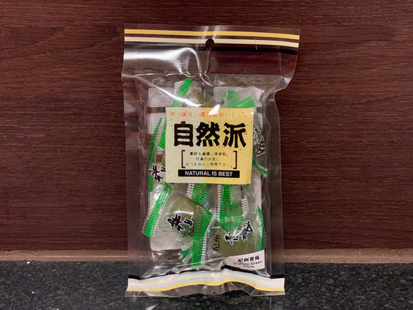 自然派 纪州青梅 Natural Is Best Zi Zhou Green Plum 106g