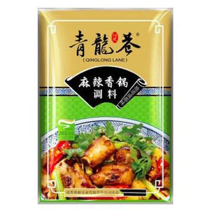 青龍巷 麻辣香鍋調料 QingLong Lane Seasoning For Spicy Hot Pot 200g